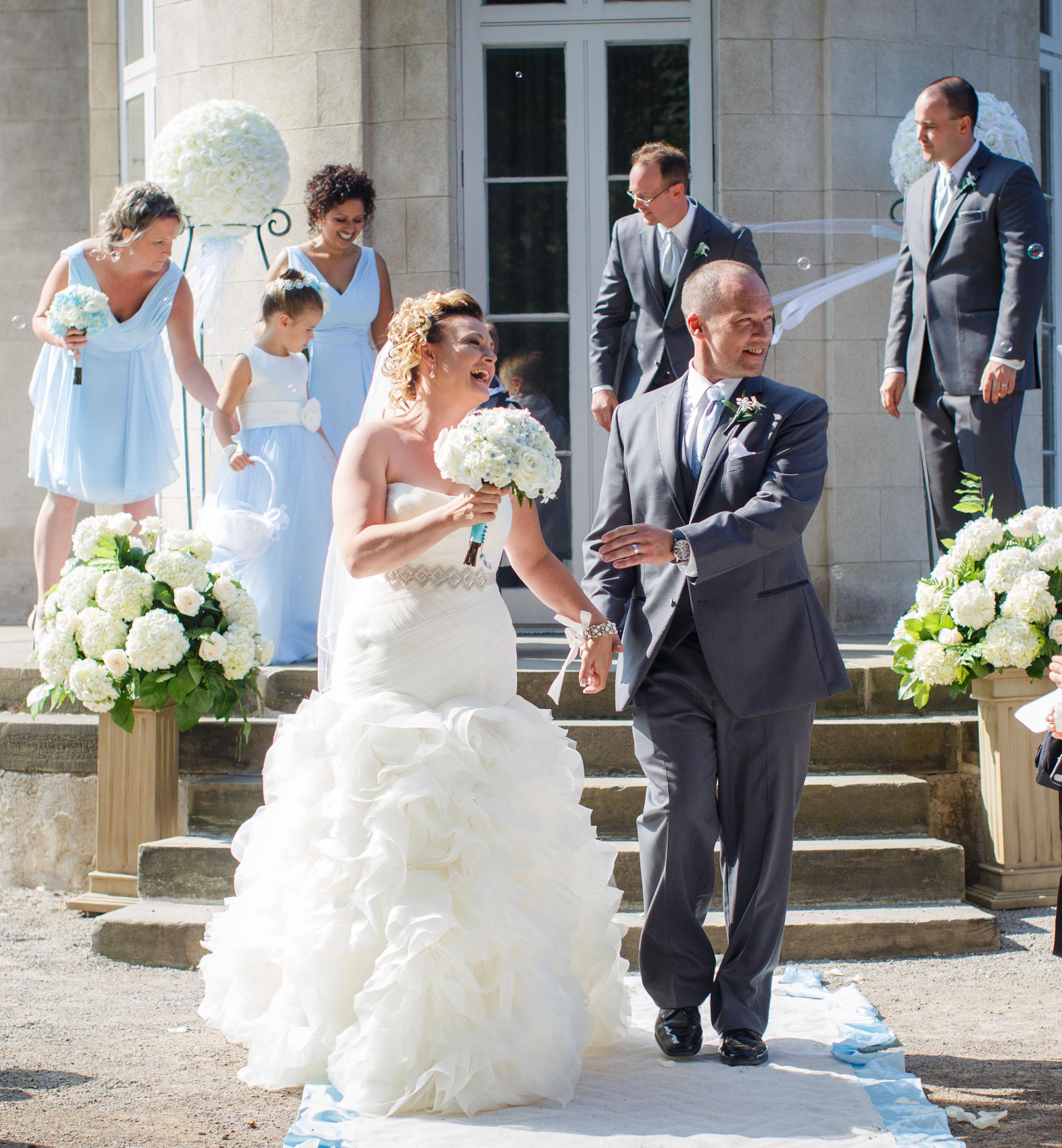 Outdoor Wedding Ceremony Mississauga: Heritage Weddings